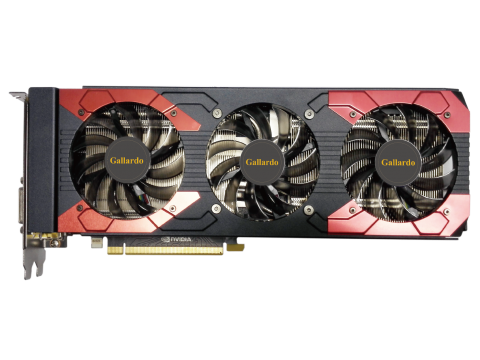MANLI GeForce GTX 1080 Gallardo (F378G+N425)